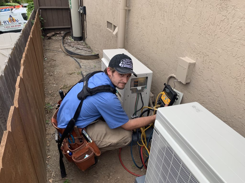 AC & Heating Repair & Maintenance
