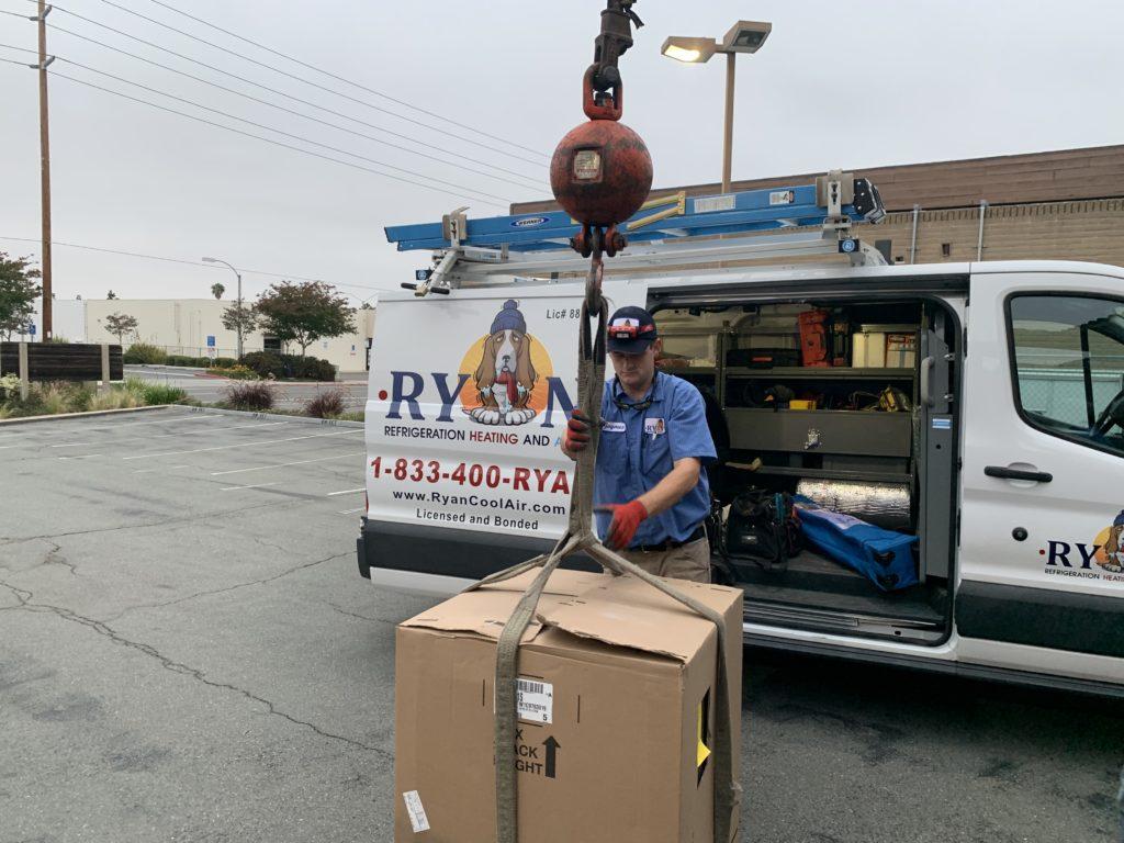 Ryan Air Conditioning Installation in San Diego